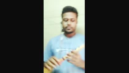 Paradeshia flute cover By Gour flute