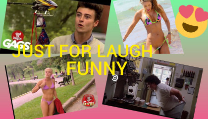 Funny Just for laugh part #2 ! Follow for more videos