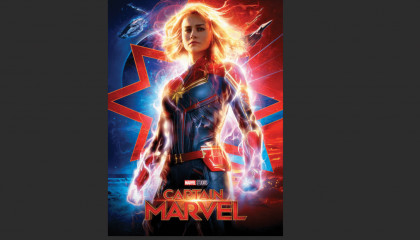 Captain Marvel in Hindi dubbed