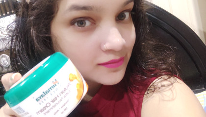 Himalaya protein hair cream  Review+demo guyzzz must watch