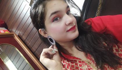 After marriage makeup look.. ❤❤???