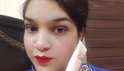 Rakhi makeup look without tools