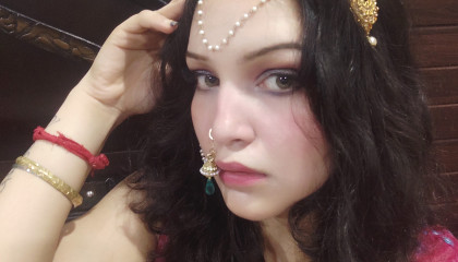 Hina khan make-up look /naagin??5 /Anshi