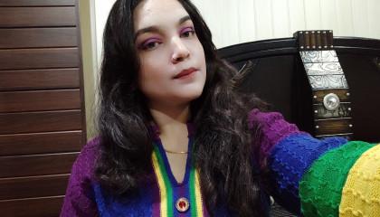 Valentine's Day makeup look with Instagram trending vedio tricks