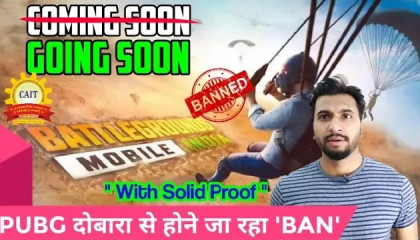 Battlegrounds Mobile India Is In Trouble  Ban On Desi Version of PUBG Over Security Reason