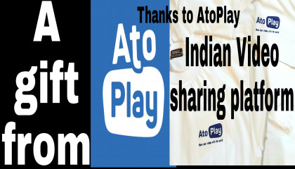 A Gift From Atoplay
