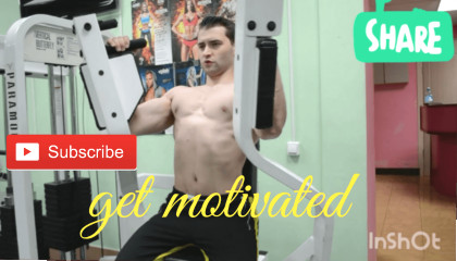 Fitness gym motivation
