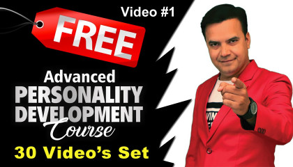 Complete Personality Development Course Free by Dev Sidana