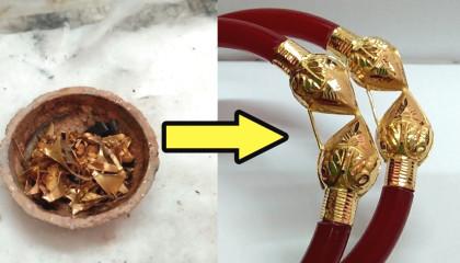"""Gold Making pola Mukh//Gold Making Swapan Das//""""""""""""""""My YouTube Channel Gold Making By Swapan Das"""""""""""""""""""