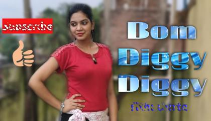 Bom diggy diggy song | Sonu Ke Titu Ki Sweety | Dance Cover | Tithi Dutta |