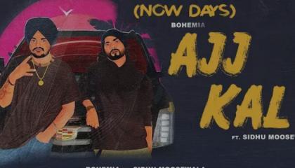 Ajj Kal  Sidhu Moosewala ft. Bohemia  These Days(Old Version)  Punjabi Song  Moosetape  Neon Music Factory