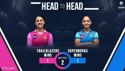 Highlights TBlazers Crush Velocity on hotstar India sport