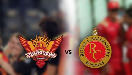 dream 11 IPL 2020 RCB Vs srh