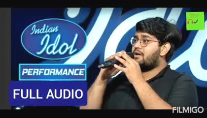 Dhruv Sharma O Paalanhaare Indian Idol Season 12