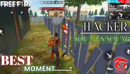 Best Sola Vs Squad Power Full Like Comment Share Garena FreeFire BalMiKi Gaming #1