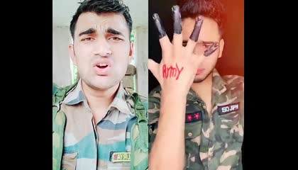 army attitude