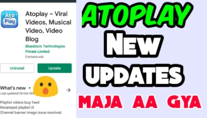 atoplay new update_atoplay playlist changes