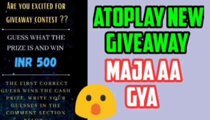 atoplay new giveaway_atoplay announce new giveaway_atoplay app
