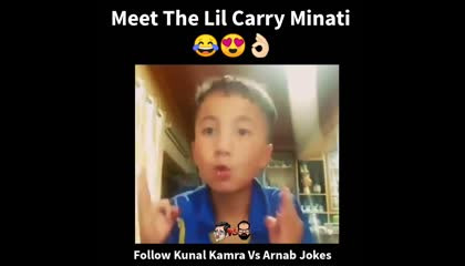 Little carryminati
