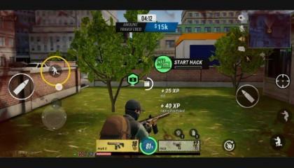 Rogue Heist gameplay 2nd Rank In Brawl Mode