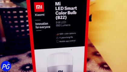 Mi Smart Led Bulb B22 Unboxing & Reviews in Hindi | Phenomenal Guruji