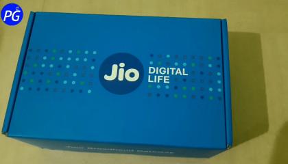 JioFiber Unboxing & Reviews in Hindi | Free Trial Plans 150Mbps Speed - Phenomenal Guruji