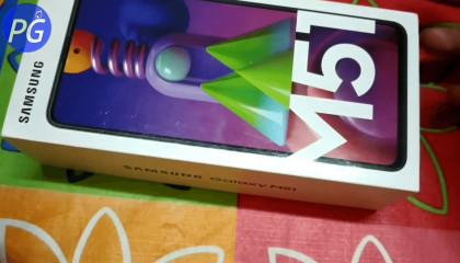 Samsung Galaxy M51 UnBoxing & Reviews in Hindi | New Features | Phenomenal Guruji