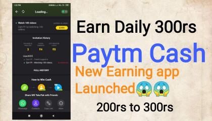 Earn free paytm cash in 2020    Best app for paytm cash