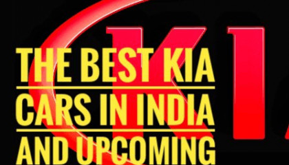 The best Kia cars in india and upcoming cars for India