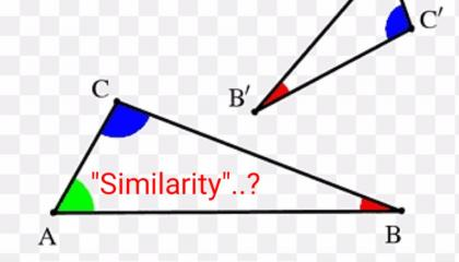 What is Similarity..? Class 10 Maths Full Explanation...