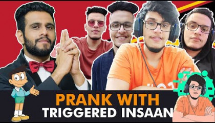 Prank with triggred insan_wajahat hasan prank call triggred insan_(whpc_ep3)