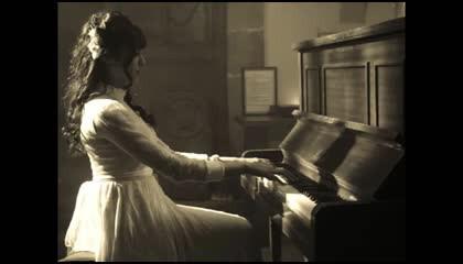 1920 Horror movie piano music. Mp4