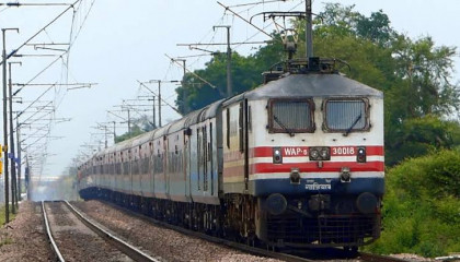 Nizamuddin Trivandrum Express- Indian Railways