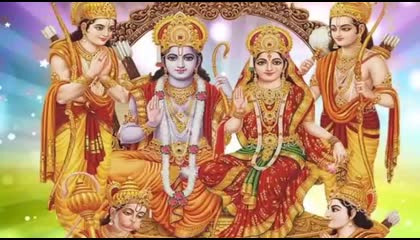 Ram Ji Ki Nikali Sawari । Shri Ram Status । Bhakti Bhajan Status