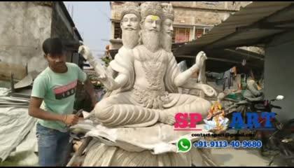 sculpture barma murti