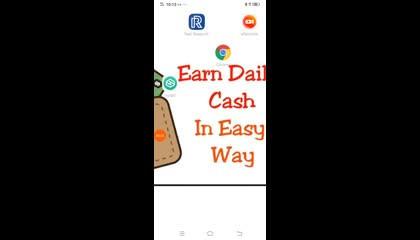 Earn daliy cash in Easy way to eran money
