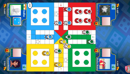 Ludo game online with friends  Ludo game in 2 player   ludo king  11
