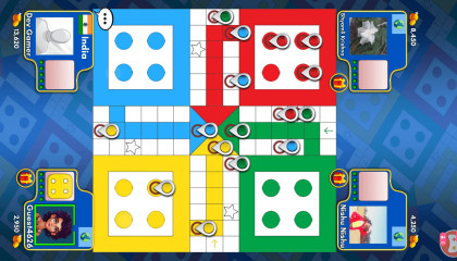 Ludo game online with friends  Ludo game in 2 player   ludo king  12
