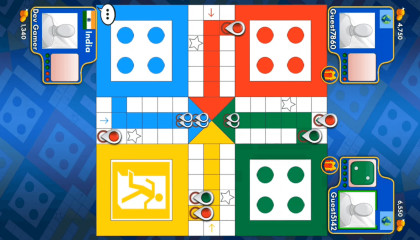Ludo game online with friends  Ludo game in 4 player   ludo king  18
