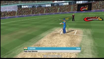 Need 18 Runs in 30 Balls  India vs England cricket game  wcc2