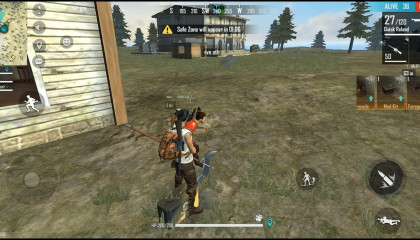 Free Fire Game Play  Free Fire Game  Kaise Khelte Hain  Free Fire Gameplay