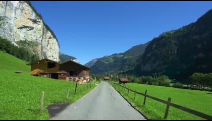 lauterbrunenn, Switzerland