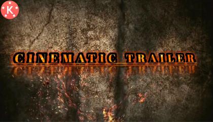 First Time Create Cinematic Trailer / Trailer Like Cinema