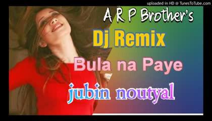 Tujhe bhoolna to chaha __Jubin noutiyal  Lekin bula na paye __ Dj remix __ New Song __ ( 360 X 640 )