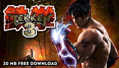 #Tekken3 #Game 20 MB Me Free Download