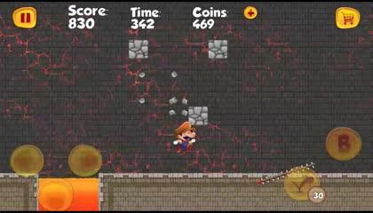Supar Mario Game