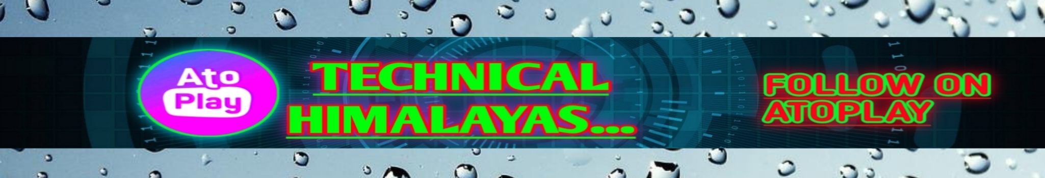 Technical Himalayas { TeGrow }
