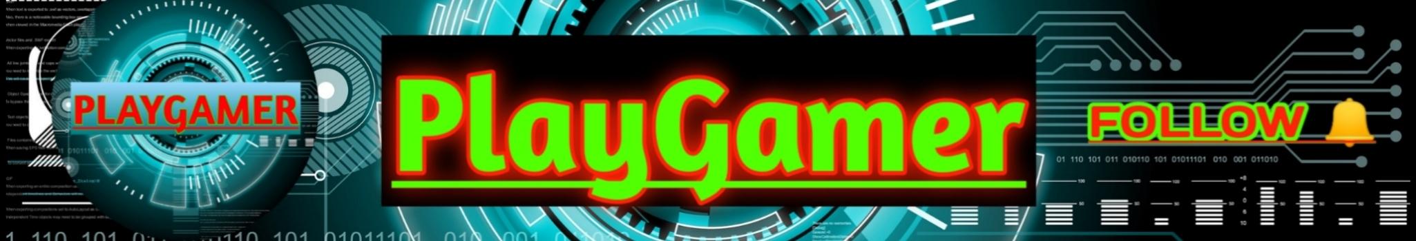 PLAYGAMER