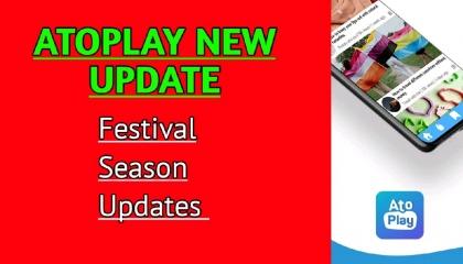 Atoplay Festival Season Updates