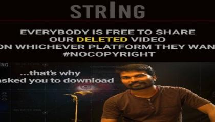 String Deleted Video  String Expose Video